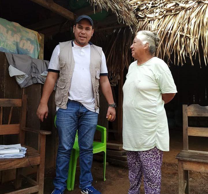 El TED Pando capacita a los primeros 30 notarios electorales del área rural